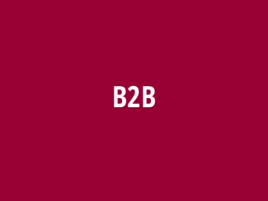 Industries We Serve - B2B