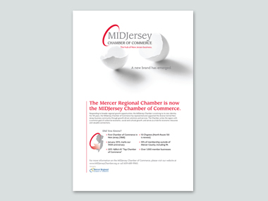 MIDJersey Chamber of Commerce Poster