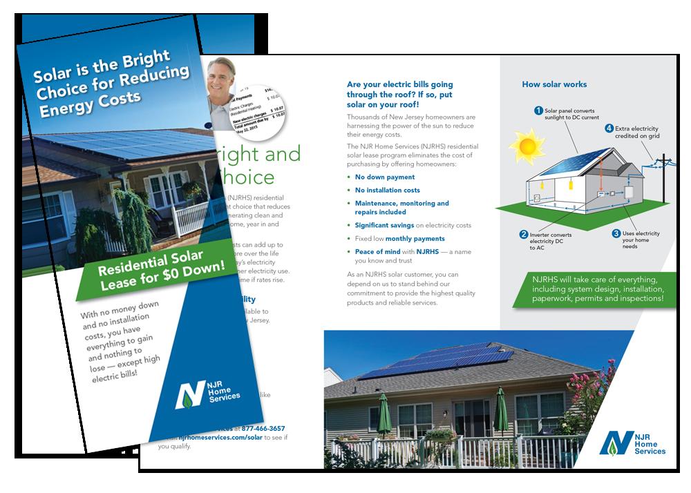 NJR Home Services Solar Brochure
