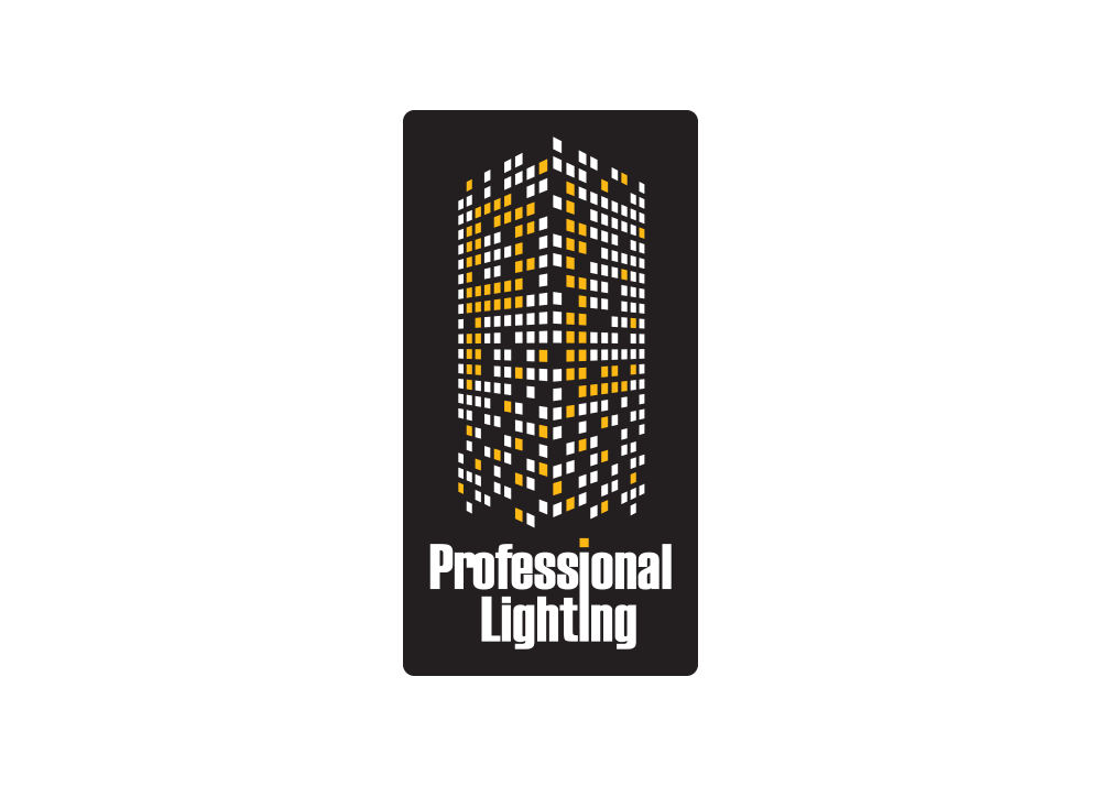 Professional Lighting Logo