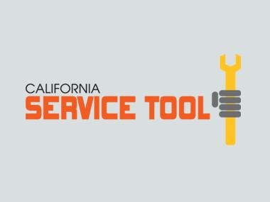 California Service Tool Logo