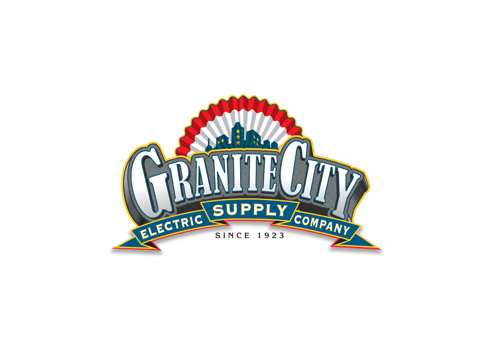 GraniteCity Electric Supply Co Logo