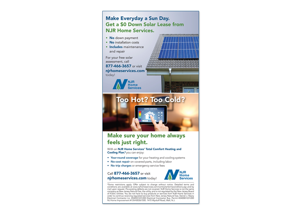 NJR Home Services Solar Ad