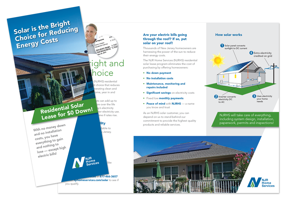 NJR Home Services Solar Brochure