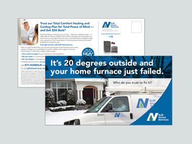 NJRHS Direct Mail Postcards