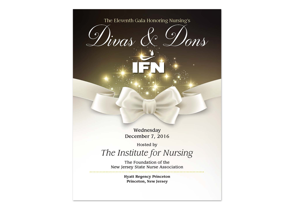 New Jersey State Nurses Assoication Gala Cover