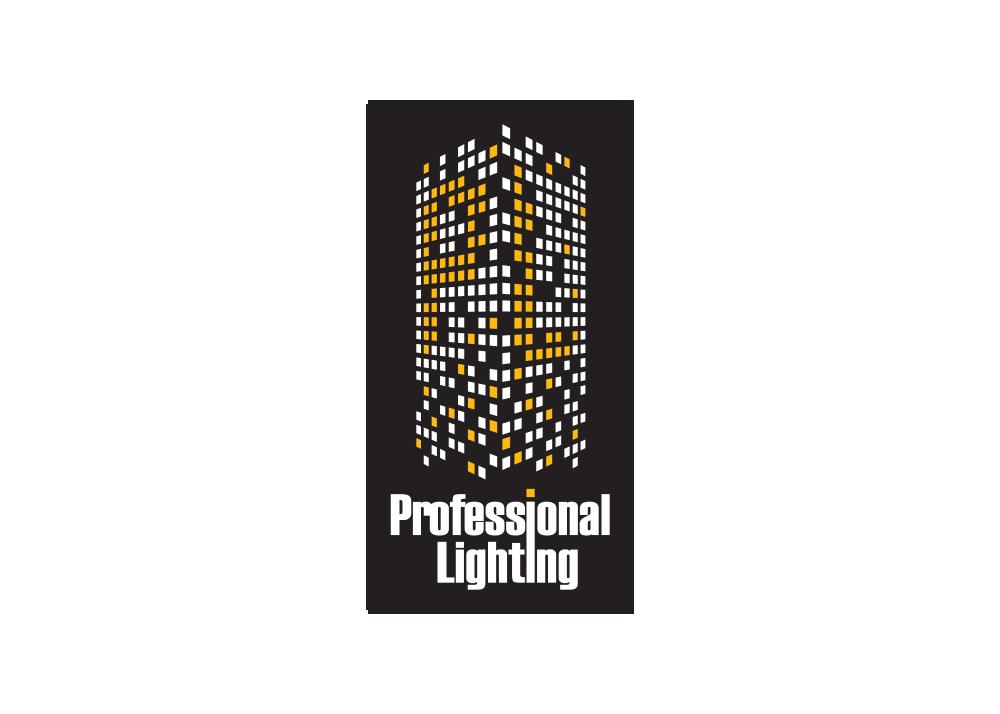 Professional Lighting Logo
